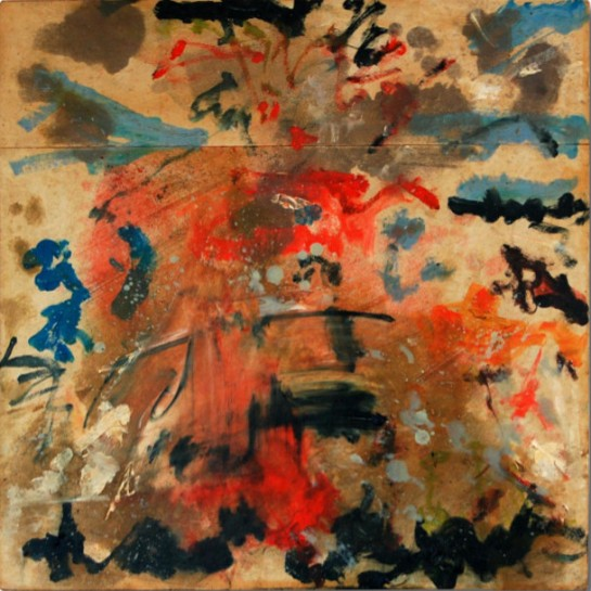 Bernhard Gaul 'Poussin Study 1' (2014)