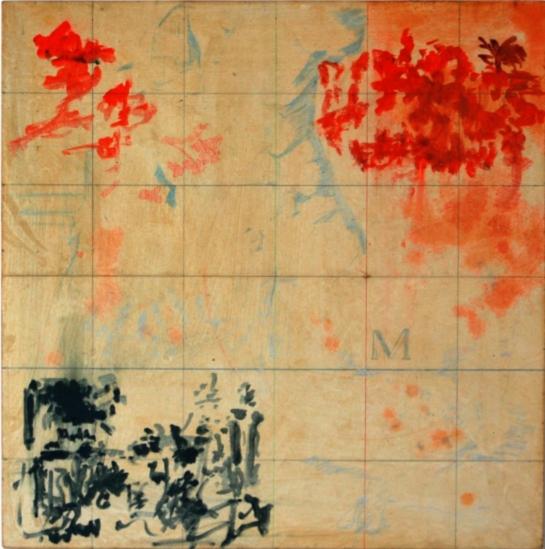 Bernhard Gaul 'Poussin Study 2' (2014)